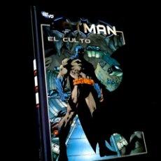 Cómics: EXCELENTE ESTADO BATMAN EL CULTO 17 COMICS PLANETA DC. Lote 235062040