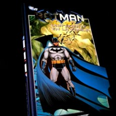 Cómics: EXCELENTE ESTADO BATMAN UNA MUERTE EN LA FAMILIA 18 COMICS PLANETA DC. Lote 235063755