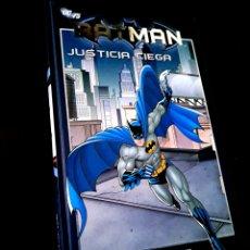 Cómics: EXCELENTE ESTADO BATMAN JUSTICIA CIEGA 19 COMICS PLANETA DC. Lote 235063915