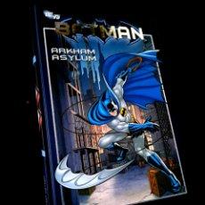 Cómics: EXCELENTE ESTADO BATMAN ARKHAM ASYLUM 20 COMICS PLANETA DC. Lote 235064720