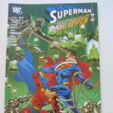 Fumetti: SUPERMAN VOL. 2 Nº 44 LA ULTIMA BATALLA DE NUEVO KRYPTON PLANETA MUCHOS EN VENTA PIDE FALTAS ARX47. Lote 235549075