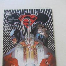Cómics: SUPERMAN/BATMAN VOL. 2 Nº 14 - PLANETA BUEN ESTADO MUCHOS EN VENTA PIDE FALTAS ARX47. Lote 235592400