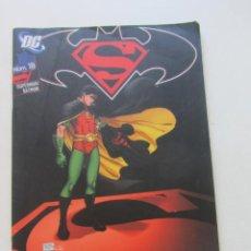 Cómics: SUPERMAN/BATMAN VOL. 2 Nº 18 - PLANETA BUEN ESTADO MUCHOS EN VENTA PIDE FALTAS ARX47. Lote 235592490