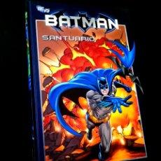 Cómics: EXCELENTE ESTADO BATMAN SANTUARIO 54 COMICS PLANETA DC. Lote 235670150
