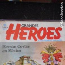 Cómics: GRANDES HÉROES Nº 6. Lote 235699655