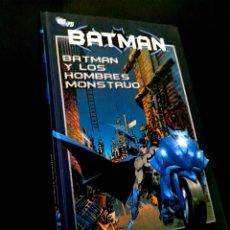 Cómics: EXCELENTE ESTADO BATMAN 2 COMICS PLANETA. Lote 235915825