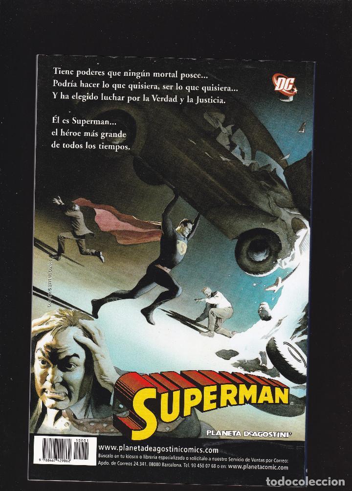 Cómics: LAS AVENTURAS DE SUPERMAN - Nº 1 DE 40 - PLANETA DeAGOSTINI - Foto 2 - 236407030