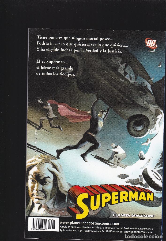 Cómics: LAS AVENTURAS DE SUPERMAN - Nº 3 DE 40 - PLANETA DeAGOSTINI - - Foto 2 - 236409915