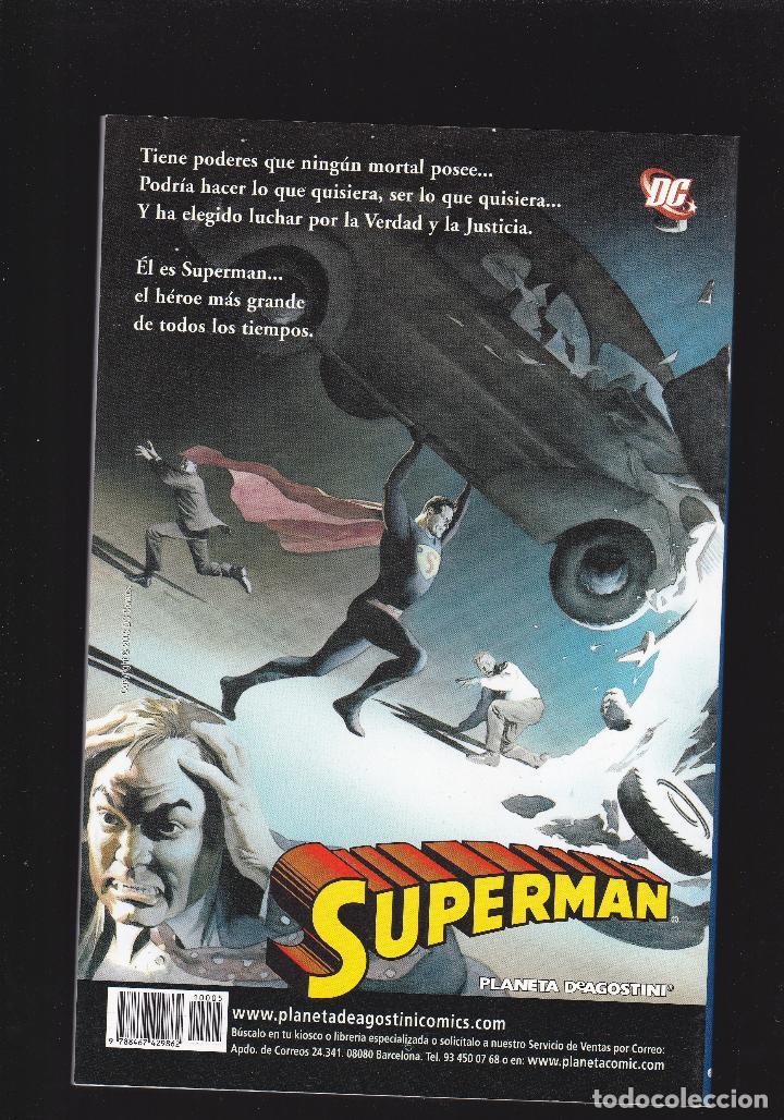 Cómics: LAS AVENTURAS DE SUPERMAN - Nº 5 DE 40 - PLANETA DeAGOSTINI - - Foto 2 - 236411115