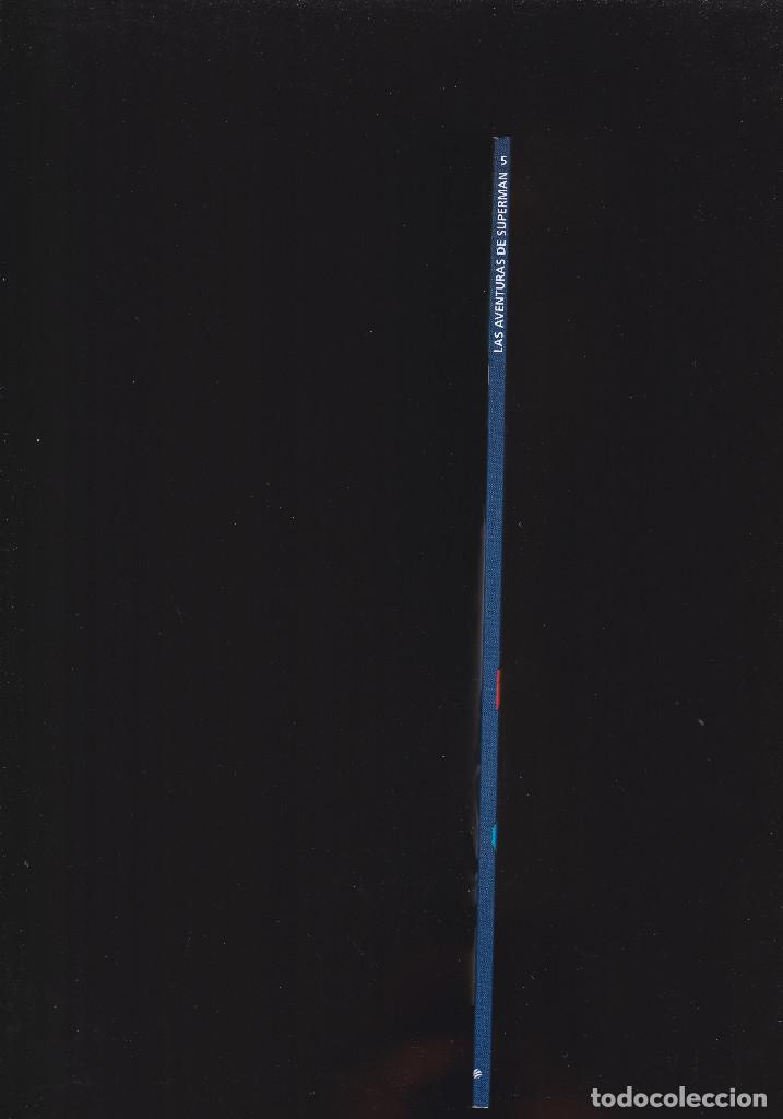 Cómics: LAS AVENTURAS DE SUPERMAN - Nº 5 DE 40 - PLANETA DeAGOSTINI - - Foto 3 - 236411115