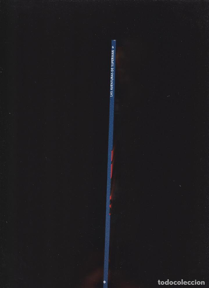 Cómics: LAS AVENTURAS DE SUPERMAN - Nº 6 DE 40 - PLANETA DeAGOSTINI - - Foto 3 - 236411870