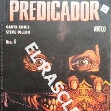 Cómics: PREDICADOR - VERTIGO - NUMERO 4 - PLANETA DE AGOSTINI. Lote 236785845
