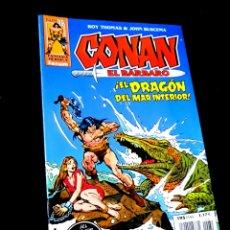 Cómics: EXCELENTE ESTADO CONAN EL BARBARO 39 FANTASIA HEROICA COMICS FORUM MARVEL. Lote 237061940