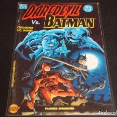 Cómics: DAREDEVIL VS BATMAN. Lote 237181730