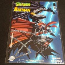 Cómics: SPAWN BATMAN. Lote 237182035