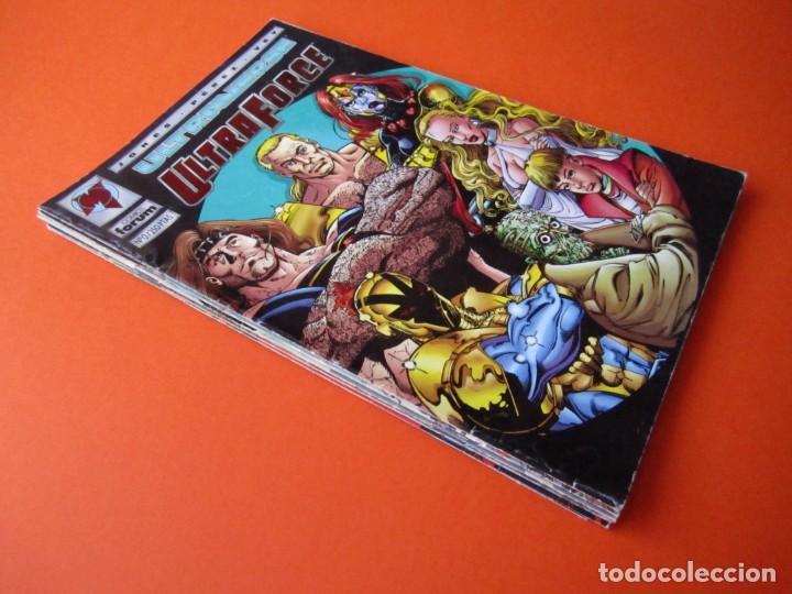 Cómics: ULTRAFORCE (1995, PLANETA-DEAGOSTINI) LOTE 7 NÚMEROS ( 0 al 6 ) - Foto 3 - 237211515