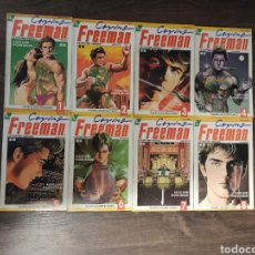 Cómics: CRYING FREEMAN. 8 NÚMEROS DE 8. Lote 237296545