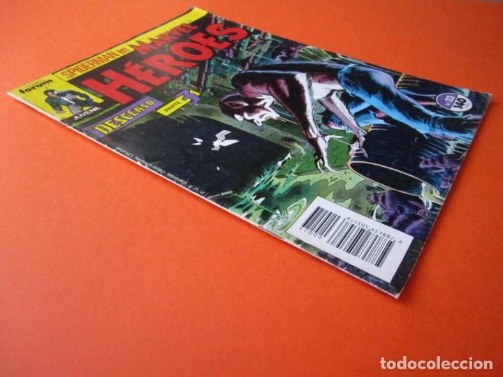 Cómics: MARVEL HEROES (1987, PLANETA-DEAGOSTINI) 23 · XI-1988 · SPIDERMAN - Foto 3 - 237300500