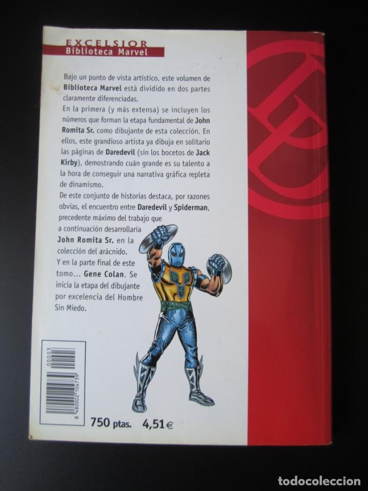 Cómics: DAREDEVIL (2001, PLANETA-DEAGOSTINI) -BIBLIOTECA MARVEL- 3 · VII-2001 · DAREDEVIL - Foto 2 - 237306060