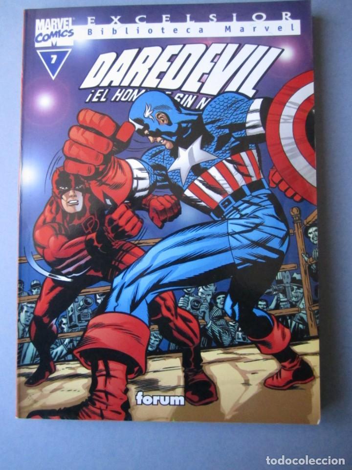 DAREDEVIL (2001, PLANETA-DEAGOSTINI) -BIBLIOTECA MARVEL- 7 · XI-2001 · DAREDEVIL (Tebeos y Comics - Planeta)