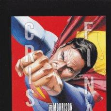 Cómics: CRISIS FINAL - Nº 8 DE 8 - CONSERVA LAS GAFAS 3D - GRANT MORRISON · 72 PÁGS - PLANETA DEAGOSTINI -. Lote 237772920