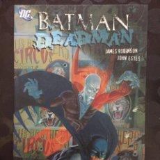 Cómics: BATMAN & DEADMAN : DEATH AFTER GLORY DC CÓMICS ( 2008 ). Lote 238235445