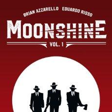 Cómics: AZZARELLO - RISSO. MOONSHINE TOMO 1. PLANETA. POR LOS AUTORES DE 100 BALAS.. Lote 240827380