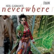 Comics: NEVERWHERE. NEIL GAIMAN. PLANETA & VERTIGO. Lote 241060640