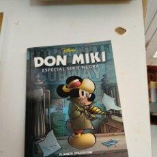 Fumetti: X DON MIKI ESPECIAL SERIE NEGRA (DISNEY) (PLANETA). Lote 241725825