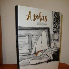 Cómics: A SOLAS - IDALIA CANDELAS - PLANETA, MUY BUEN ESTADO. Lote 241765575