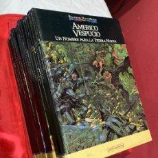 Cómics: COLECCIÓN RELATOS DEL NUEVO MUNDO. PLANETA. QUINTO CENTENARIO 1992. LOTE DE 12 NÚMEROS . VER FOTOS. Lote 241959855
