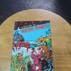 Cómics: CLÁSICOS DC: NUEVOS TITANES N° 4 (PLANETA DE AGOSTINI). Lote 242087565