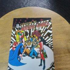 Cómics: CLÁSICOS DC: NUEVOS TITANES N° 8 (PLANETA DE AGOSTINI). Lote 242089385