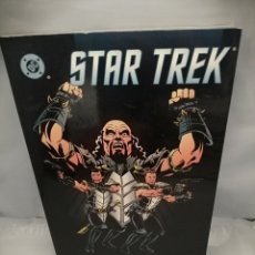 Cómics: STAR TREK NUMERO 03: LÍNEA TEMPORAL (DC WORLD COMICS PRIMERA EDICIÓN. PERFECTO ESTADO). Lote 242077805