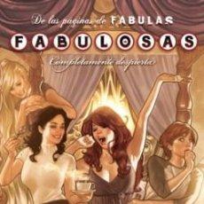 Cómics: FABULOSAS TOMO NÚM. 01: COMPLETAMENTE DESPIERTA - NUEVO -. Lote 242383255