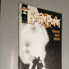 Cómics: STEAMPUNK Nº 1 / BACHALO - KELLY - FRIEND / CLIFFHANGER! - PLANETA. Lote 242472945