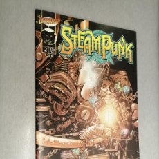 Cómics: STEAMPUNK Nº 2 / BACHALO - KELLY - FRIEND / CLIFFHANGER! - PLANETA. Lote 242473035