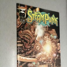 Cómics: STEAMPUNK Nº 2 / BACHALO - KELLY - FRIEND / CLIFFHANGER! - PLANETA. Lote 242473085