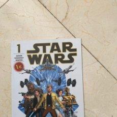 Cómics: LOTE 11 NÚMEROS STAR WARS. Lote 243205890