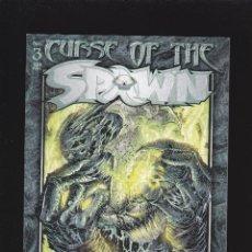 Cómics: CURSE OF THE SPAWN - Nº 3 DE 29 - IMAGE - WORLD COMICS - PLANETA DEAGOSTINI -. Lote 243488950