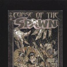 Cómics: CURSE OF THE SPAWN - Nº 6 DE 29 - IMAGE - WORLD COMICS - PLANETA DEAGOSTINI -. Lote 243491065