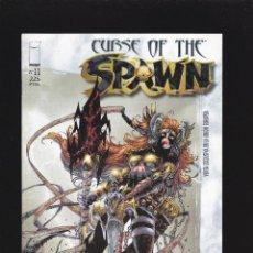 Cómics: CURSE OF THE SPAWN - Nº 11 DE 29 - IMAGE - WORLD COMICS - PLANETA DEAGOSTINI -2-. Lote 243492185