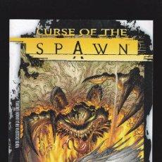Cómics: CURSE OF THE SPAWN - Nº 16 DE 29 - IMAGE - WORLD COMICS - PLANETA DEAGOSTINI -. Lote 243528695