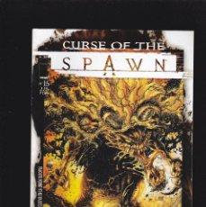 Cómics: CURSE OF THE SPAWN - Nº 15 DE 29 - IMAGE - WORLD COMICS - PLANETA DEAGOSTINI -. Lote 243529190
