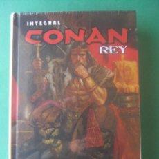 Cómics: CONAN REY INTEGRAL DE TRUMAN Y GIORELLO PLANETA COMIC. Lote 243547850