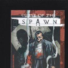 Cómics: CURSE OF THE SPAWN - Nº 17 DE 29 - IMAGE - WORLD COMICS - PLANETA DEAGOSTINI -. Lote 243582235