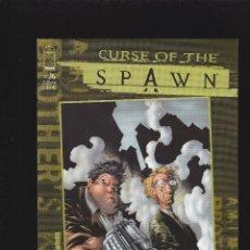 Cómics: CURSE OF THE SPAWN - Nº 26 DE 29 - IMAGE - WORLD COMICS - PLANETA DEAGOSTIN-. Lote 243584620
