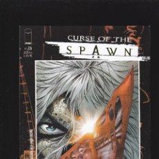 Cómics: CURSE OF THE SPAWN - Nº 28 DE 29 - IMAGE - WORLD COMICS - PLANETA DEAGOSTIN-. Lote 243593655