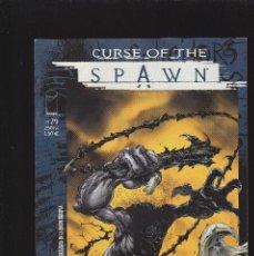 Cómics: CURSE OF THE SPAWN - Nº 29 DE 29 - IMAGE - WORLD COMICS - PLANETA DEAGOSTINI -. Lote 243594250