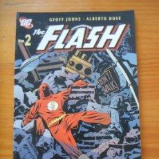Cómics: THE FLASH Nº 2 - DC - PLANETA (9M). Lote 243823225